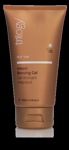 Trilogy Instant Bronzing Gel (Self Tan)