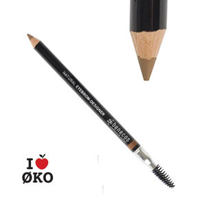 benecos Eyebrow Designer - Gentle Brown (Økologisk)