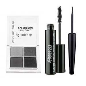 Smokey Eyes makeup sæt - benecos