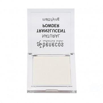 benecos Translucent Powder - Mattifying - Mission Invisible (Økologisk)