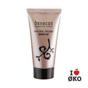 benecos Creamy Make-Up Foundation - Økologisk