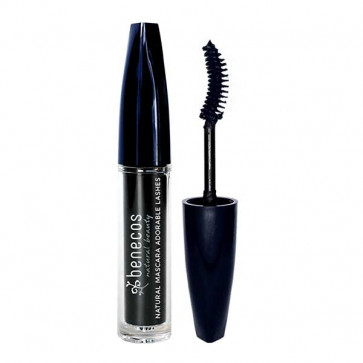 benecos Natural Mascara - Adorable Lashes - Deep Ocean - Vegansk