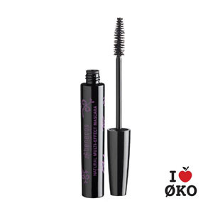 benecos Økologisk Multi Effect Mascara - Just Black