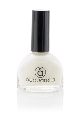 Acquarella Vandbaseret Neglelak - French White