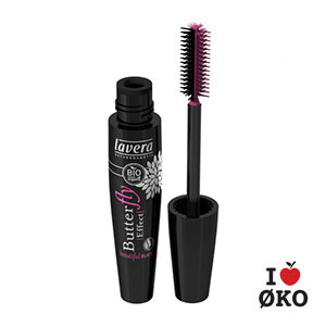Lavera Mascara - Butterfly Effect - Beautiful Black (Økologisk)