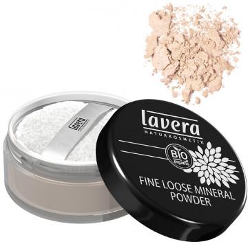 Lavera Fine Loose Mineral Powder (Økologisk)