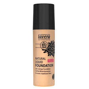 Lavera Natural Liquid Foundation (Økologisk)