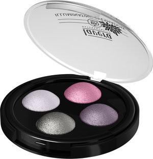 Lavera Illuminating Quattro Eyeshadow - Lavender Couture (Økologisk)