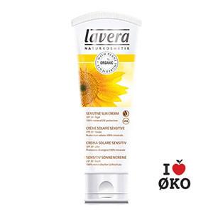 Lavera Sensitive Sun Cream SPF 30 High - 100 ml.