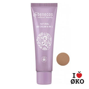 benecos BB Cream (8 in 1) - Beige