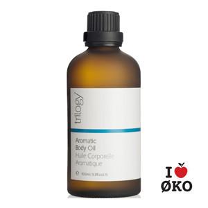Trilogy Aromatic Body Oil - Økologisk
