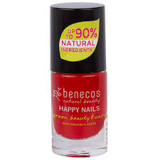 benecos Neglelak - Vintage Red