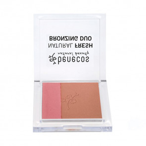 benecos Fresh Bronzing Duo - Ibiza Nights (Økologisk)