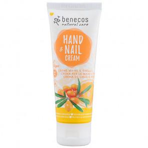 benecos Øko Hånd - og neglecreme - Havtorn & Appelsin