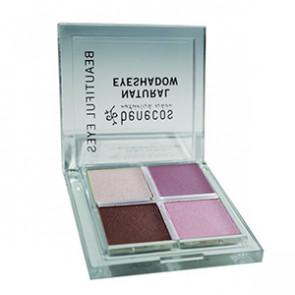 benecos Quattro Eyeshadow - Beautiful Eyes (økologisk)