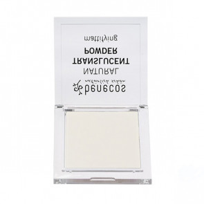 benecos Translucent Powder - Mattifying - Mission Invisible (Økologisk)
