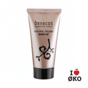benecos Creamy Make-Up Foundation - Økologisk