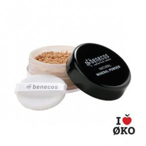 benecos Mineral Powder - Økologisk
