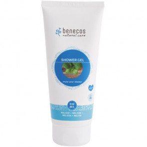 benecos Øko Shower Gel - Citronmelisse