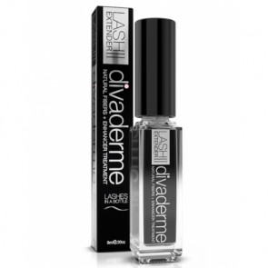 Divaderme Natural Lash Extender - Black