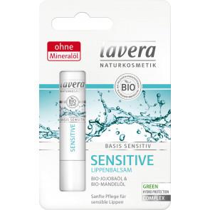 Lavera Læbepomade - Basis Sensitiv (Økologisk)
