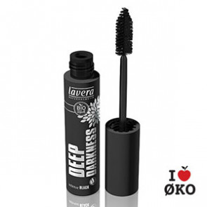 Lavera Mascara - Deep Darkness - Intense Black (Økologisk)