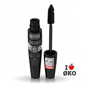 Lavera Intense Volumizing Mascara - Black (Økologisk)