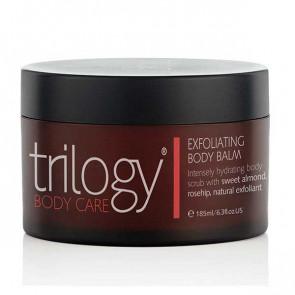 Trilogy Exfoliating Body Balm - Økologisk