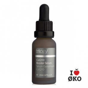Trilogy Økologisk CoQ10 Booster Oil