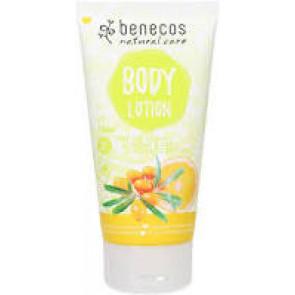 benecos Øko Body Lotion - Havtorn & Appelsin