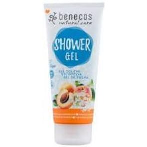 benecos Øko Shower Gel - Abrikos & Hyldeblomst
