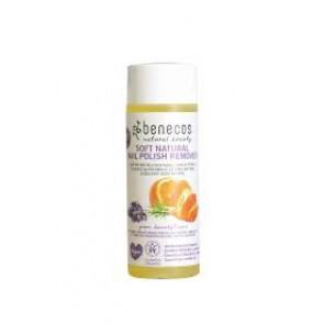 Benecos naturlig neglelakfjerner - 125 ml.