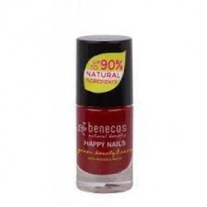 benecos Neglelak - Cherry Red