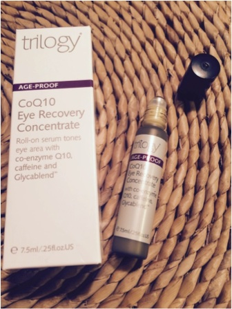 CoQ10 Eye Recovery Concentrate fra Trilogy