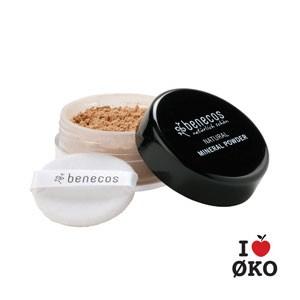 benecos økologisk mineral pudder